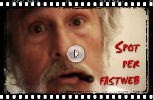 spot per Fastweb