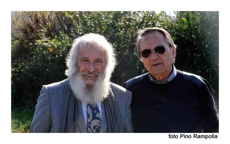 Io e Mario Rosati